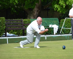 Bowls action